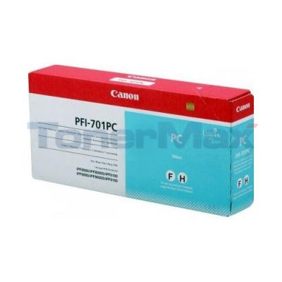 CANON PFI-701PC INK PHOTO CYAN 700ML
